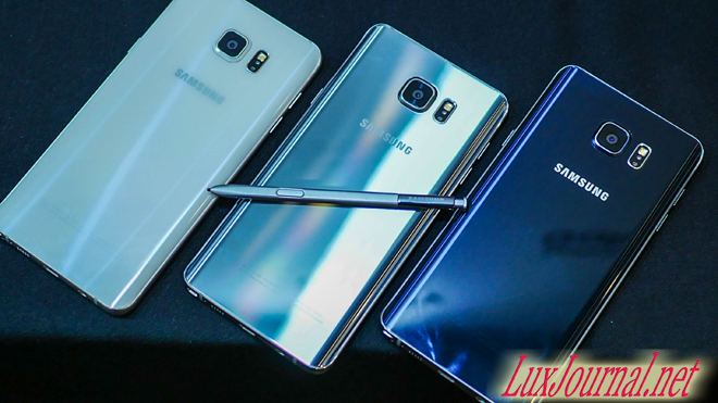 Samsung Galaxy Note 5 (1)