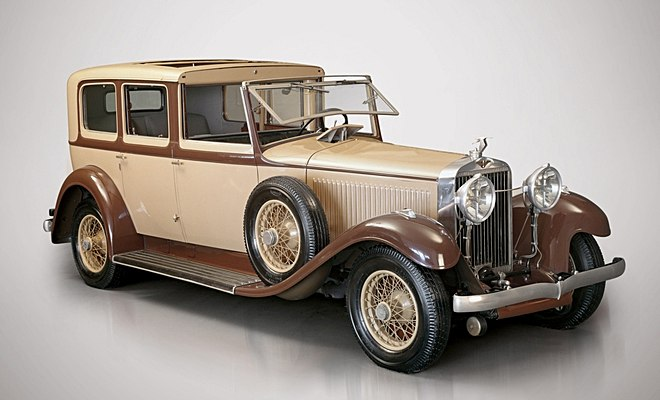 1930 Hispano-Suiza H6B Coupé